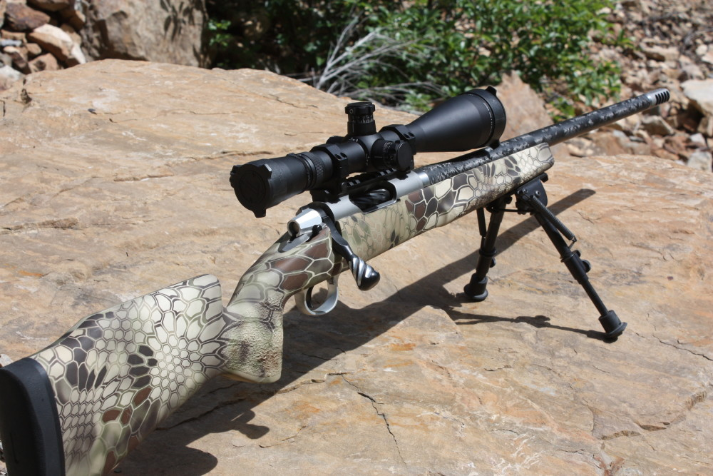 Custom Rifle Gallery – Shoot-Long