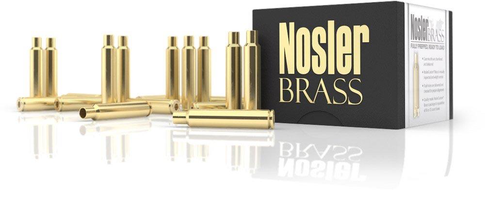 Nosler Custom 300 Remington Ultra Mag Brass (25)