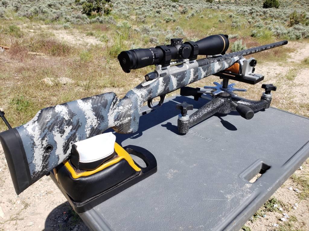 Custom Rifle Gallery - Shoot-Long